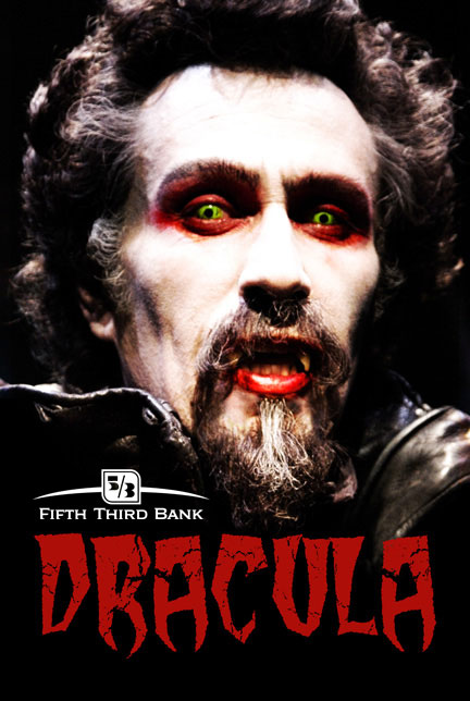 Dracula at Actors Theatre Louisville presented by Fifth Third Bank