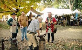18th Century Market Fair