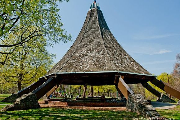 Hogans Fountain Pavilion