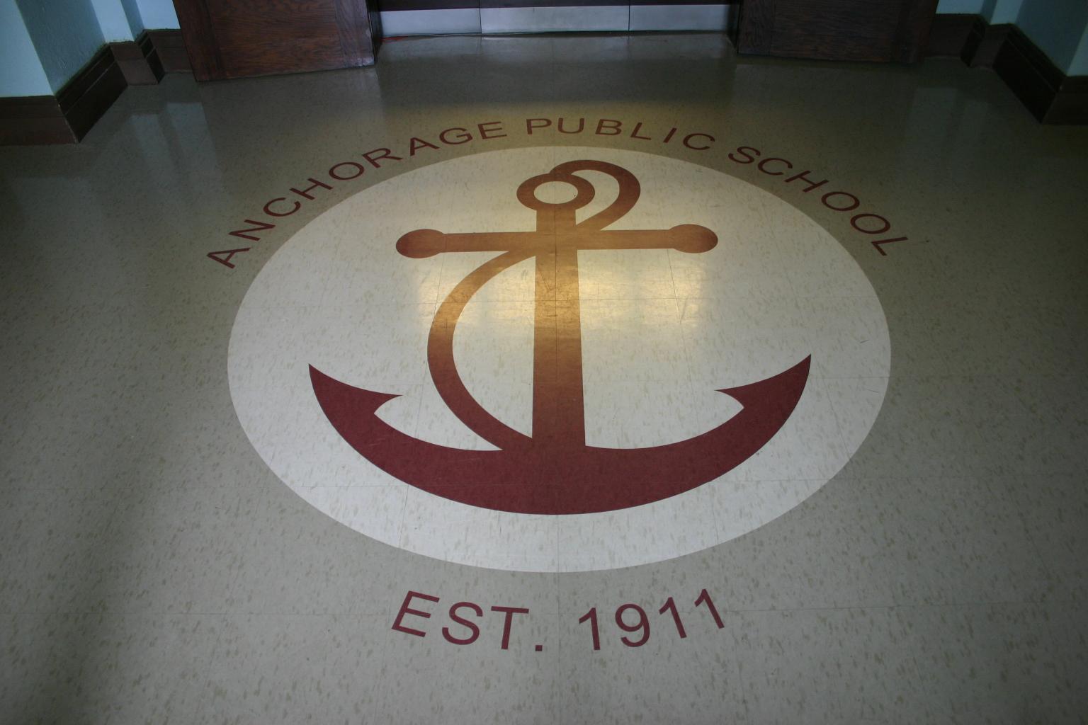 Anchorage Public School Crest