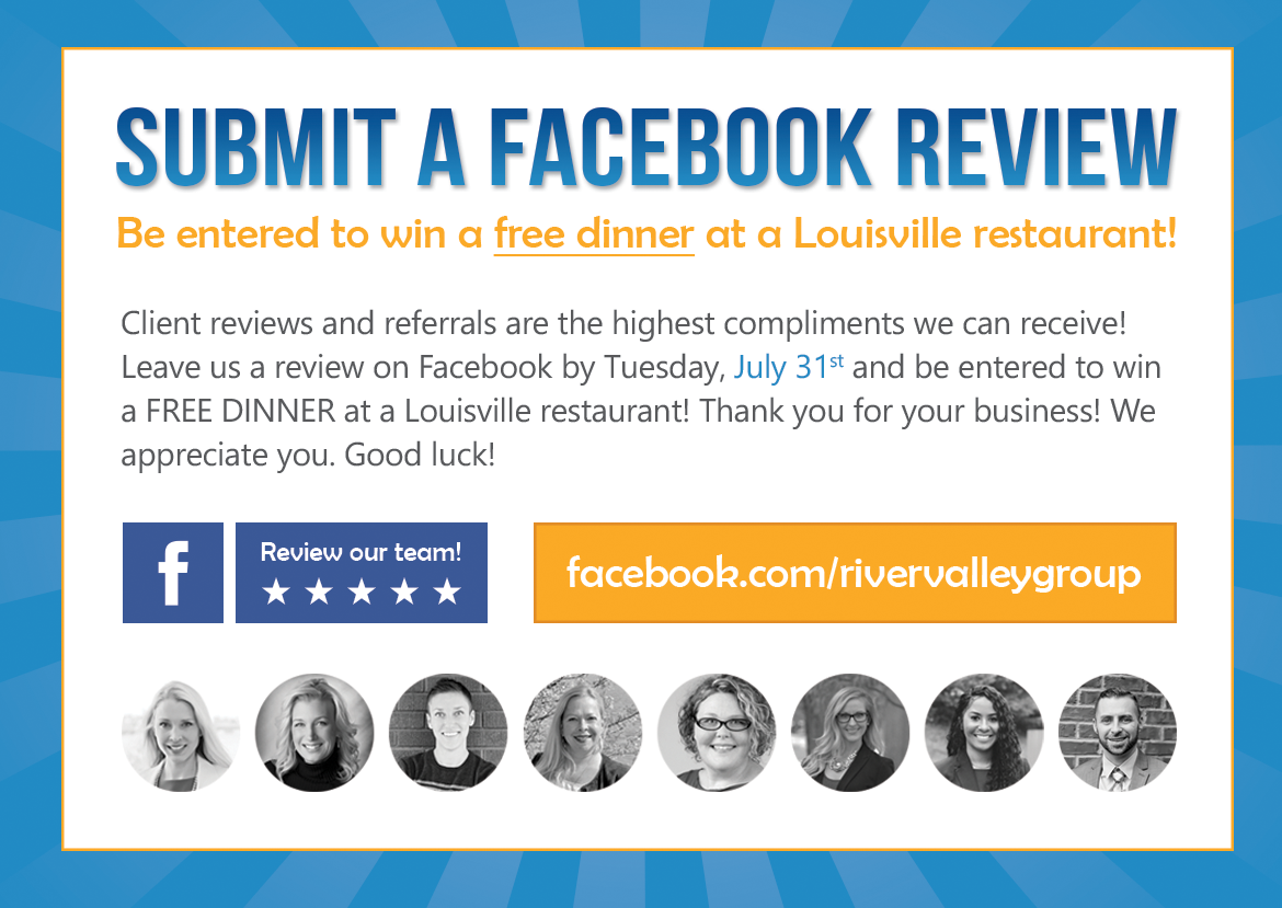 Submit a Facebook review!