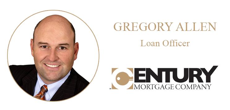 Gregory Allen at Century Mortgage Company